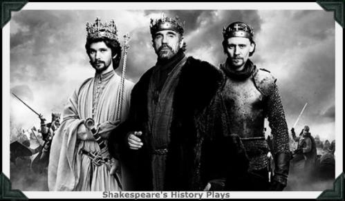 ShakespeareHistoryPlaysDeepRed