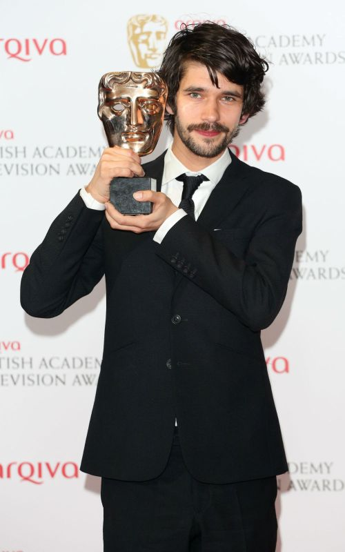 Ben Whishaw Won Best Actor BAFTA Award!