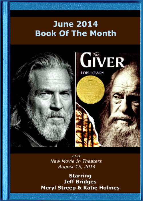 TheGiverBookCover