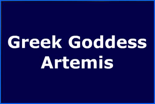 greekgodartemis